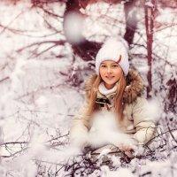Зимний лес :: Ольга Малинина