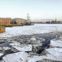 Неверный лёд. :: Дмитрий Климов