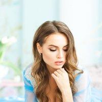 Нежное утро невесты :: Irina Fedotovskaya