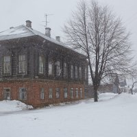 старый дом :: Седа Ковтун