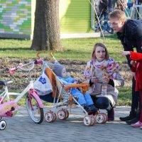 Семейная прогулка :: Андрей Майоров