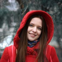 Красная Шапочка :: Sonya Kozlova