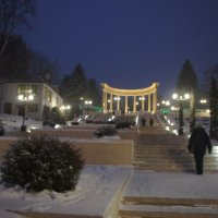 Каскадная лестница, Кисловодск :: VIT Usenko