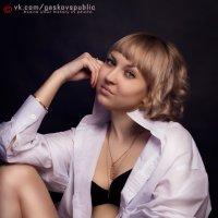 Студийная :: Мила Гаськова