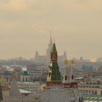 Москва :: Паша К.