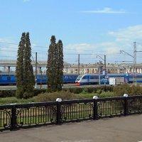 Станция :: Виктор Шандыбин