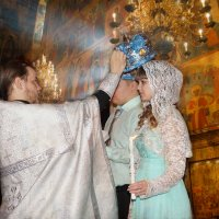 венчание :: Алёна Нетесова