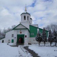 Церковь Ильи-пророка :: BoxerMak Mak