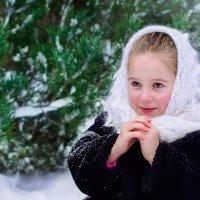 Девочка :: Ванда Азарова
