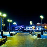 Свет фонарей :: Сергей Алексеев