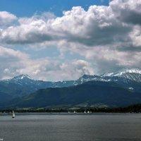 Озеро Химзее. Бавария. :: Надежда Лаптева