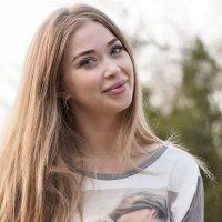Портрет девушки :: Андрей Майоров