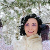 морозное счастье :: Yana Odintsova