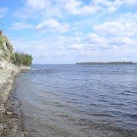 Днём на берегу :: Булаткина Светлана