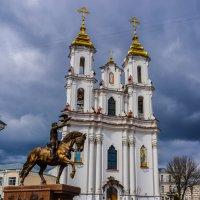 храм :: Виктор Николаев
