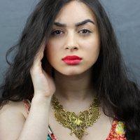 Красные губы :: Марина Ивлева