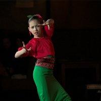 Юная фея фламенко. :: aWa