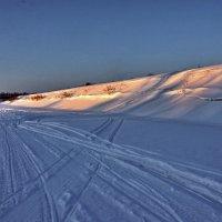 Зимние дороги :: Валерий Талашов