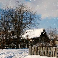 А завтра будет весна ... :: Евгений Юрков