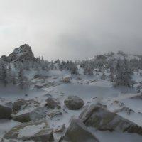 Циклон на перевале.. :: Олег  Царёв