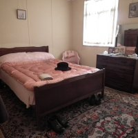 Обстановка спальни 50-х годов :: Natalia Harries