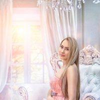 """""""В лучах весеннего солнца"""" :: Фотохудожник Наталья Смирнова"""