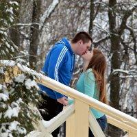 Дмитрий и Мария :: Анастасия Чеснокова