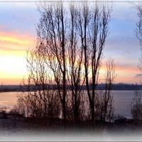 Последние закаты февраля. :: Чария Зоя