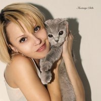 Моя Лися :: Anastasia Stella