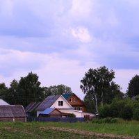 Солнце село :: Татьяна Ломтева