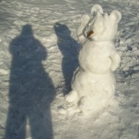 Служу зиме! :: Андрей Лукьянов