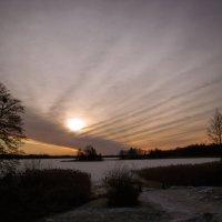 зимнее утро :: liudmila drake