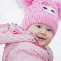 Малышка Ленара :: Юля Колосова