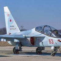 Як-130 — российский учебно-боевой самолёт, лёгкий штурмовик :: Игорь Сикорский