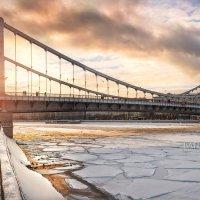 Мост-гамак :: Юлия Батурина
