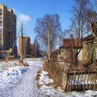 Рязань.2-я Железнодорожная улица. :: Лесо-Вед (Баранов)