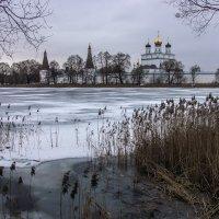 Иосифо-Волоцкий монастырь (Подмосковье) :: Yury Mironov