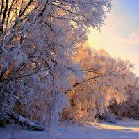 Ну, наконец, кончается зима ... :: Евгений Юрков