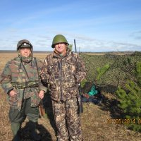 Охотники на гусей :: Наталья Малеш