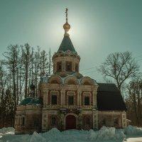 церковь Святой царицы Александры :: Сергей Цветков
