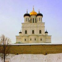 ЗИМНИЙ ПСКОВ :: Николай Гренков