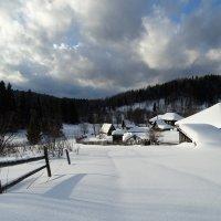Последний день зимы :: Валерий Чепкасов