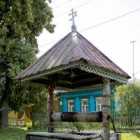 У старого колодца :: Юрий Кузнецов