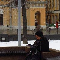 Она родилась в самой читающей стране в мире :: Андрей Лукьянов