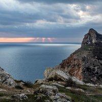 Балаклава закат :: Роман Бабаев