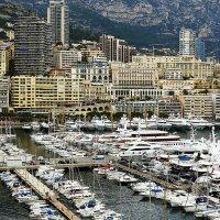 порт в Монако :: Елена Заичко