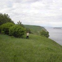Правый берег Волги :: Булаткина Светлана