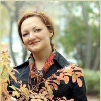 Осенний портрет :: Ольга Фролова