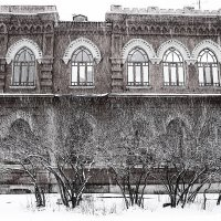 Падал прошлогодний снег :: Alexander Varykhanov