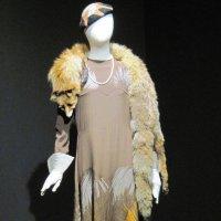 1930-е гг. Платье в стиле Ар-Деко :: Маера Урусова